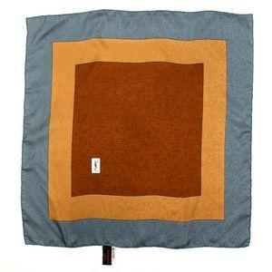 Yves Saint Laurent Foulards Vtg 70s Silk Scarf